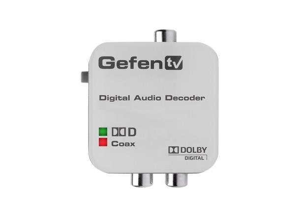 Gefentv Analog-digital Audio Converter Tv, Video & Home Audio