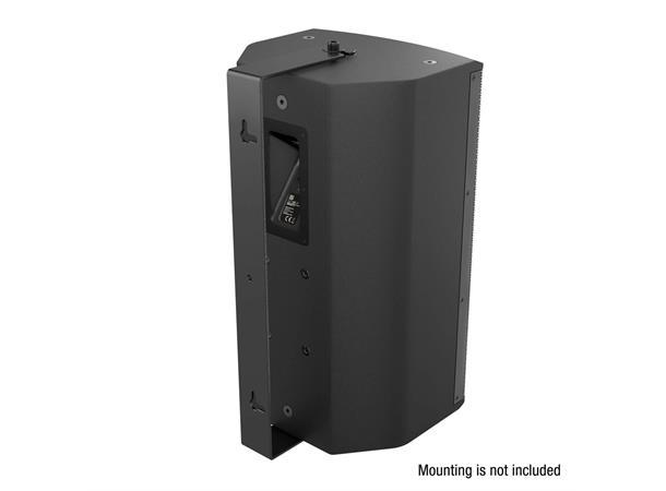 Koble 8 ohm høyttalere